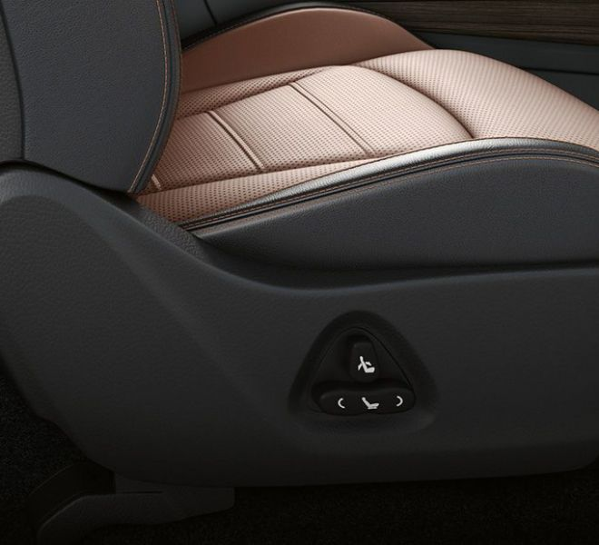 Automotive Mahindra Alturas G4 Interior-10