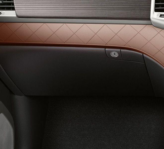 Automotive Mahindra Alturas G4 Interior-11