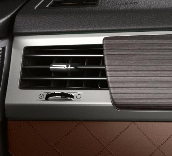 Automotive Mahindra Alturas G4 Interior-3