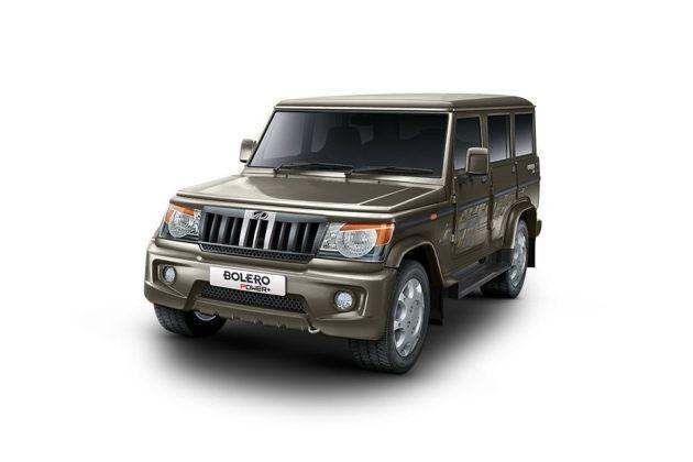 Automotive Mahindra Bolero Power Plus New Cars