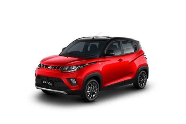 Automotive Mahindra KUV100 NXT New Cars