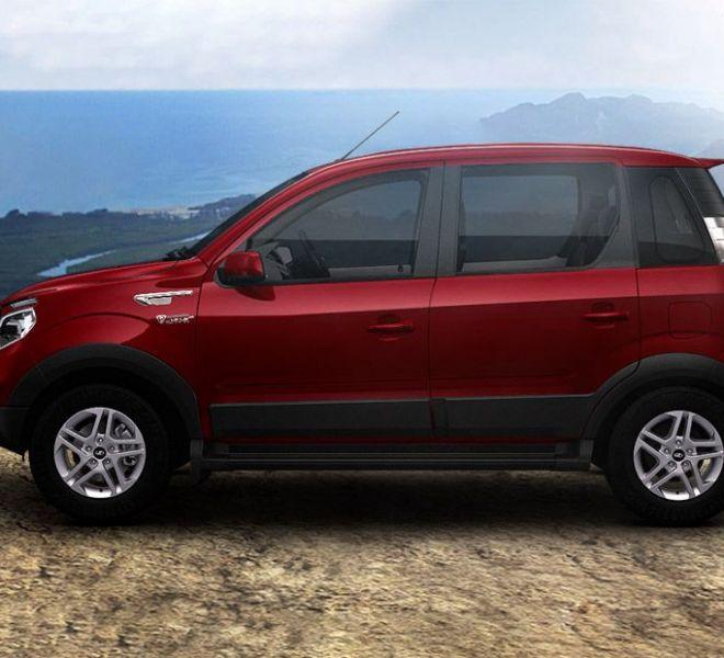 Automotive Mahindra Nuvosport Exterior-3