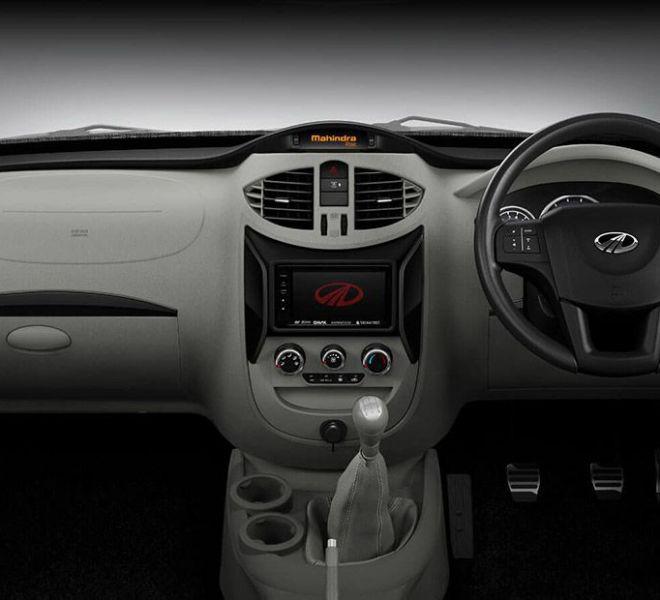 Automotive Mahindra Nuvosport Interior-1
