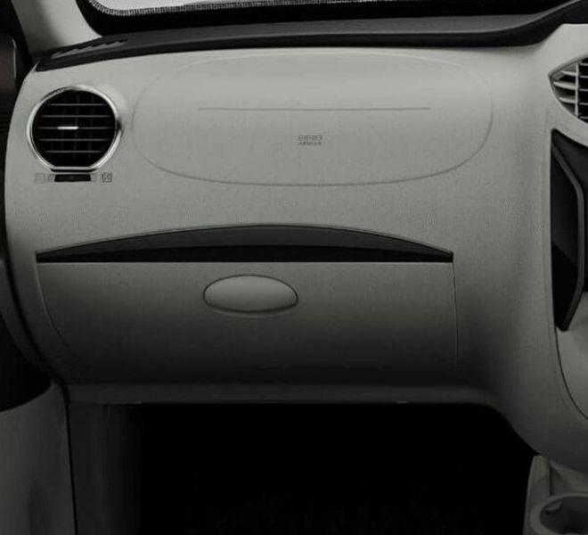 Automotive Mahindra Nuvosport Interior-10