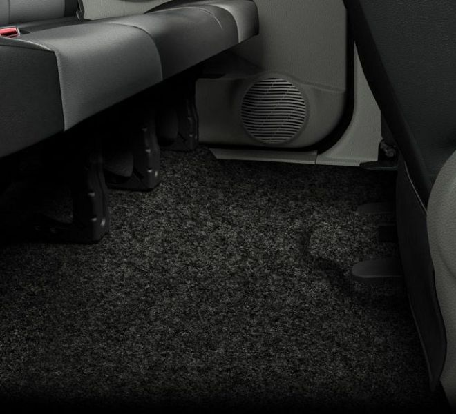 Automotive Mahindra Nuvosport Interior-16