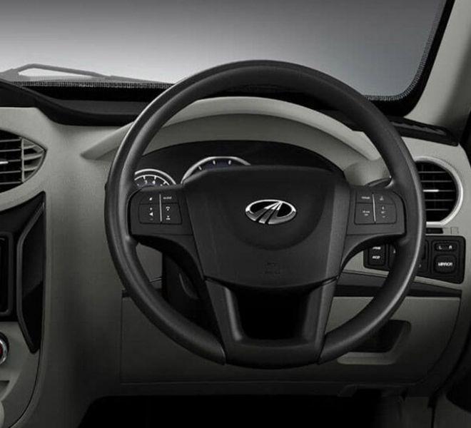 Automotive Mahindra Nuvosport Interior-3