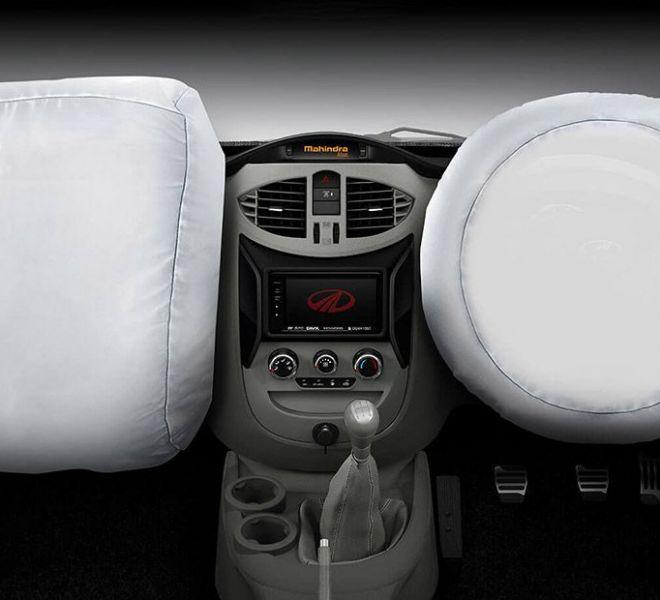 Automotive Mahindra Nuvosport Interior-5