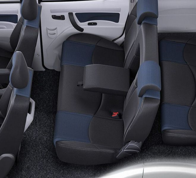 Automotive Mahindra Scorpio Interior-12