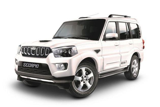 Automotive Mahindra Scorpio New Cars