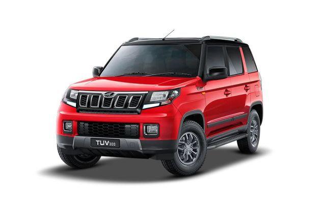 Automotive Mahindra TUV 300 New Cars