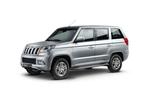 Automotive Mahindra TUV 300 Plus New Cars