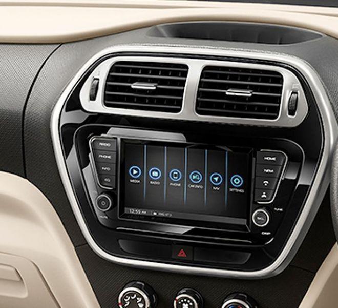 Automotive Mahindra TUV300 Interior-2