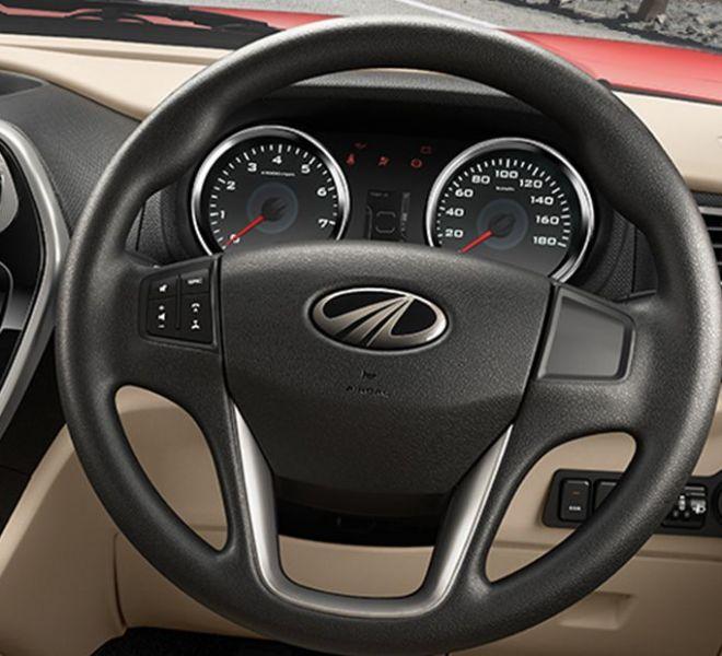 Automotive Mahindra TUV300 Interior-3