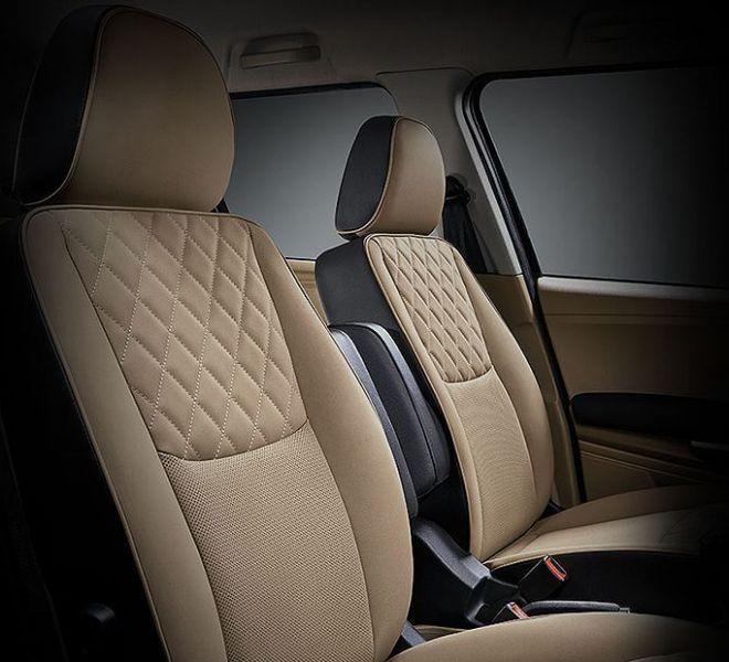 Automotive Mahindra TUV300 Plus Interior-11
