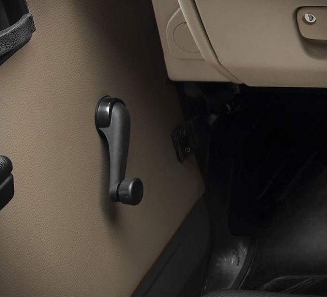 Automotive Mahindra Thar Interior-14