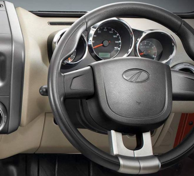 Automotive Mahindra Thar Interior-7