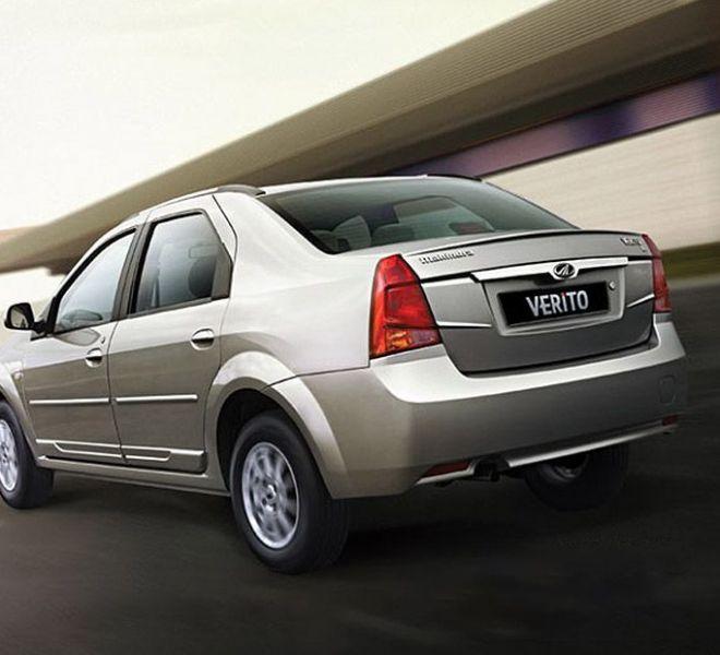 Automotive Mahindra Verito Exterior-3