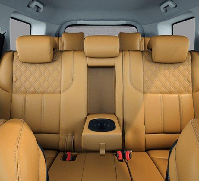 Automotive Mahindra XUV500 Interior-21
