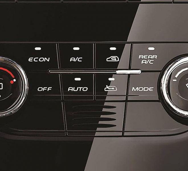 Automotive Mahindra XUV500 Interior-7
