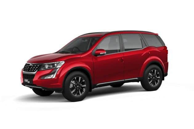 Automotive Mahindra XUV500 New Cars