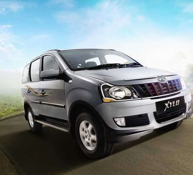 Automotive Mahindra Xylo Exterior-2