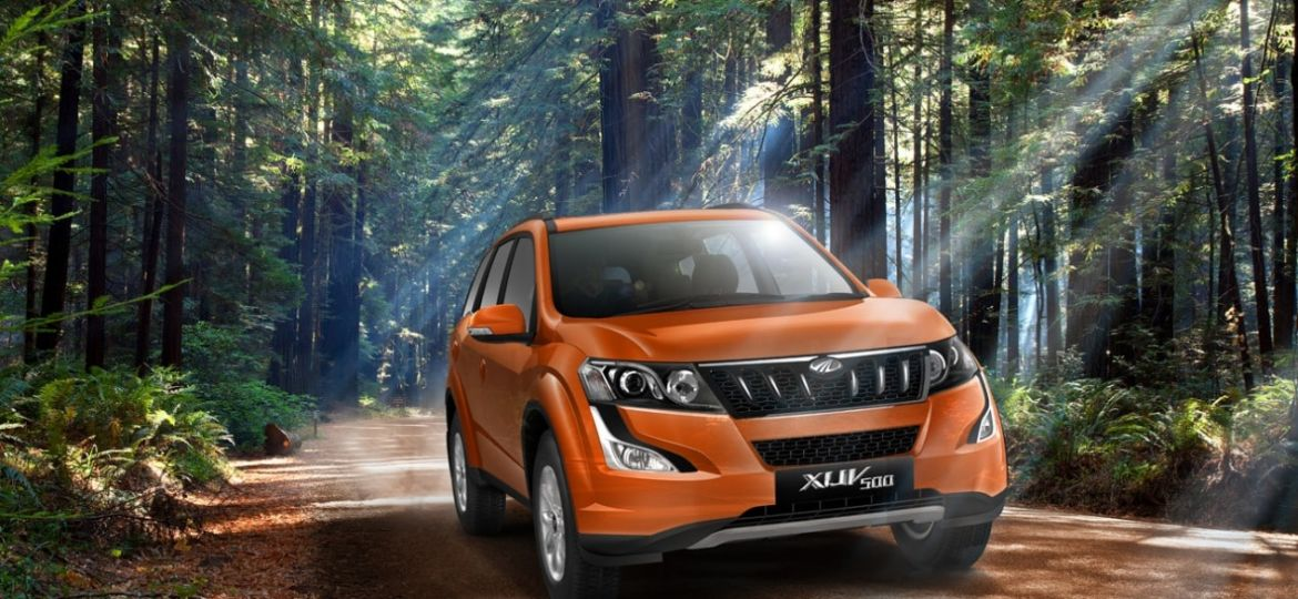 Automotive-Mahindra-XUV 500